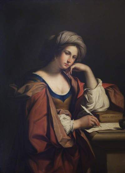Guercino; The Persian Sibyl; National Trust, Grantham House; National Trust, Public domain, via Wikimedia Commons